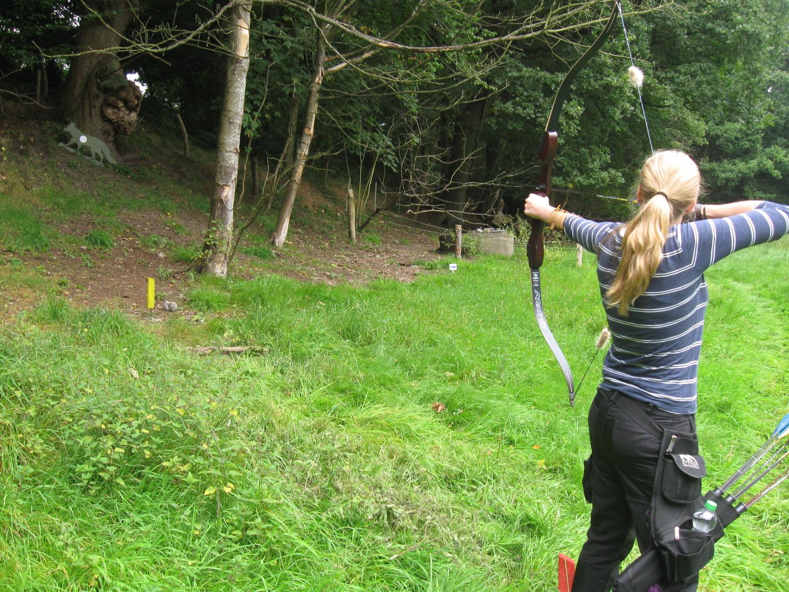 4. Frauen Turnier bei Altmühl Bogensport